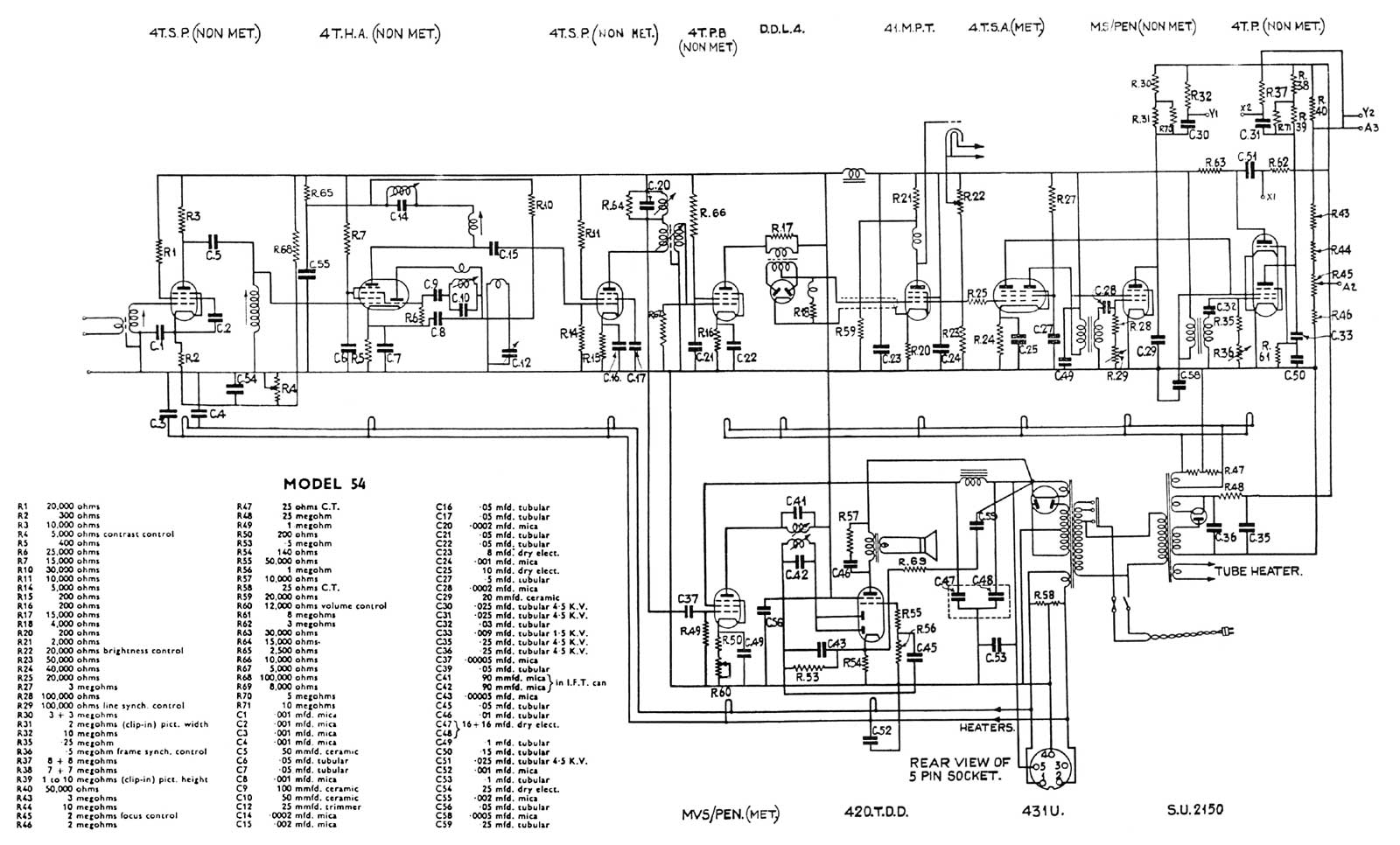 colour tv circuit diagram  u2013 the wiring diagram